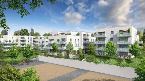 Appartement neuf Eskiss à Rillieux-la-Pape