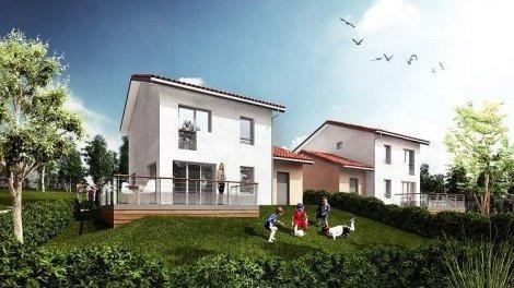 Appartements neufs Champ d'Horizon à Saint-Nizier-le-Bouchoux