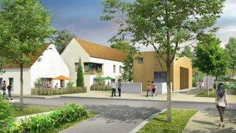 Appartements neufs Coeur de Village éco-habitat à Saint-Leger-sur-Dheune