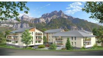 Appartements neufs Le Rosay 1 à Sallanches