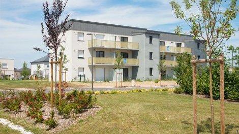 Appartement neuf Villa Senséa investissement loi Pinel à Bourgbarré