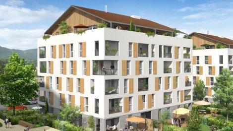 Appartements neufs La Filature à Bellegarde-sur-Valserine