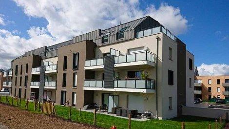 Appartement neuf Villa Soléa investissement loi Pinel à Pont-Péan