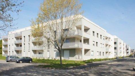 Appartement neuf CŒur Émeraude à Chartres-de-Bretagne