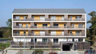 Appartements neufs Villas Verde investissement loi Pinel à Chartres-de-Bretagne