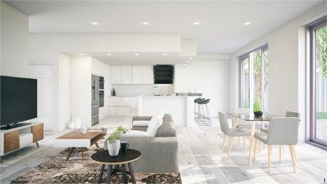 Appartement neuf Lyon 8ème C1 investissement loi Pinel à Lyon 8ème