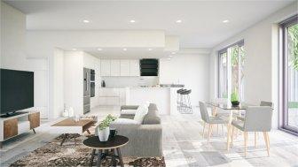 Appartements neufs Lyon 8ème C1 investissement loi Pinel à Lyon 8ème