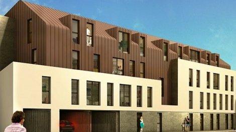Appartements neufs Nantes C2 investissement loi Pinel à Nantes