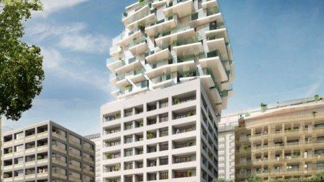 Appartement neuf Lyon 3ème C1 investissement loi Pinel à Lyon 3ème