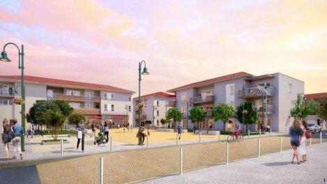 Appartements neufs Les Bois de Vavres à Saint-Jean-de-Niost