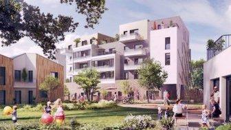 Appartements neufs Saint-Herblain C1 éco-habitat à Saint-Herblain
