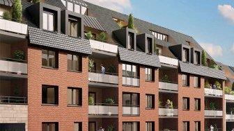 Appartements neufs Rouen C2 investissement loi Pinel à Rouen