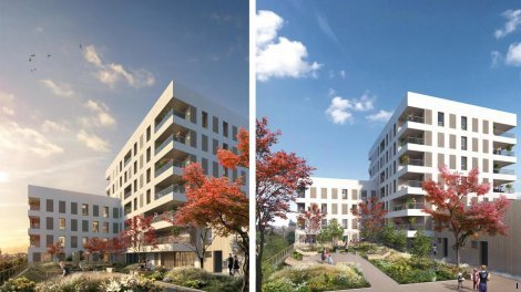Appartement neuf Ô & Baud - Rennes à Rennes