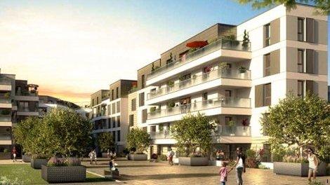 Appartement neuf Nantes C1 à Nantes