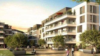 Appartements neufs Nantes C1 éco-habitat à Nantes