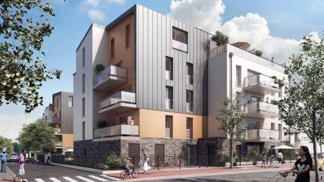 Appartement neuf Park l'Espee - TR1 - St Jean de la Ruelle investissement loi Pinel à Saint-Jean-de-la-Ruelle