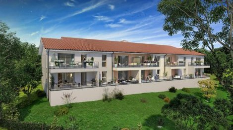 Appartements neufs Les Terrasses des Hôtesses à Chalamont