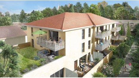Appartements neufs Les Hauts de Saône à Montmerle-sur-Saône