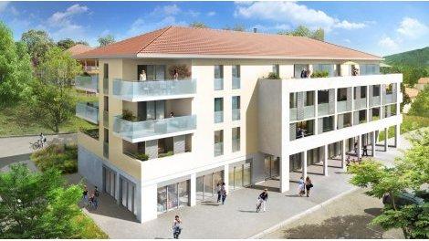 Appartement neuf Le Liparis éco-habitat à Les Avenières