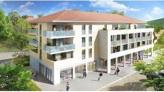 Appartements neufs Le Liparis éco-habitat à Les Avenières