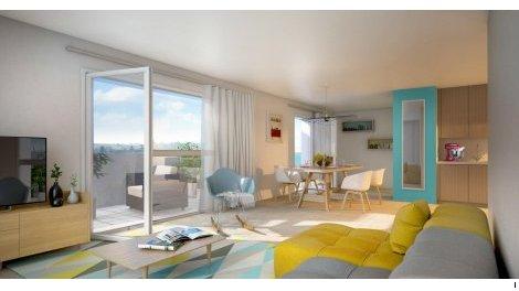 Appartement neuf Le Clos des Collonges éco-habitat à L'Arbresle