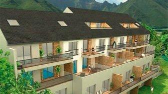 Appartements neufs Mont-Dore C1 éco-habitat à Mont-Dore
