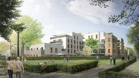 Appartements et maisons neuves Virtuose investissement loi Pinel à Guyancourt