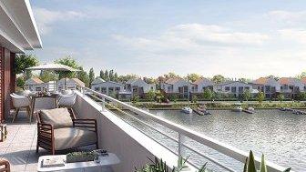 Appartements neufs L'Isle-Adam C1 éco-habitat à L'Isle-Adam