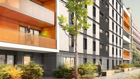 Appartement neuf Annemasse C2 investissement loi Pinel à Annemasse