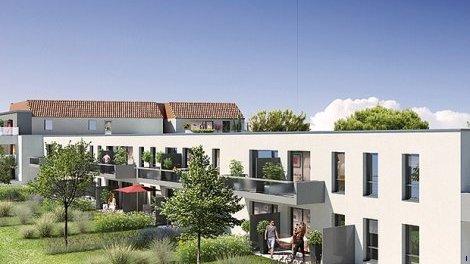 Appartements neufs Saint-Sébastien-sur-Loire C1 investissement loi Pinel à Saint-Sébastien-sur-Loire