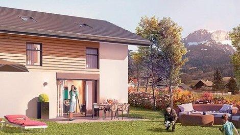 Maisons neuves Villaz C1 à Villaz