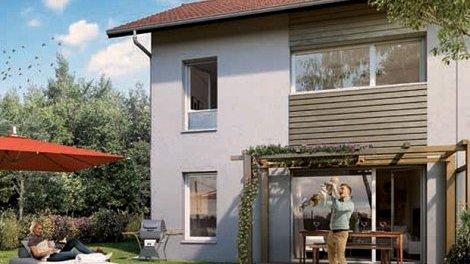 Appartements et maisons neuves Saint-Martin-Bellevue C1 investissement loi Pinel à Saint-Martin-Bellevue