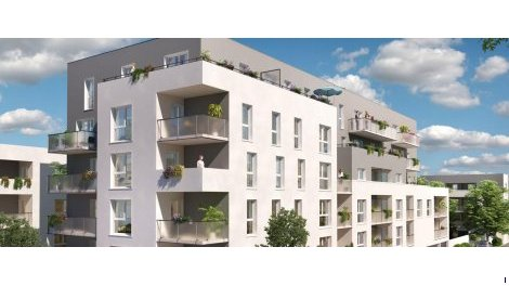 Appartement neuf Residence Neptune investissement loi Pinel à Le Havre