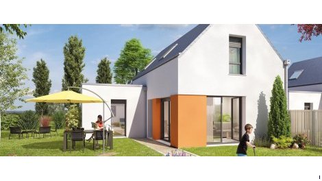Appartement neuf Clos des Jasmins investissement loi Pinel à Le Havre
