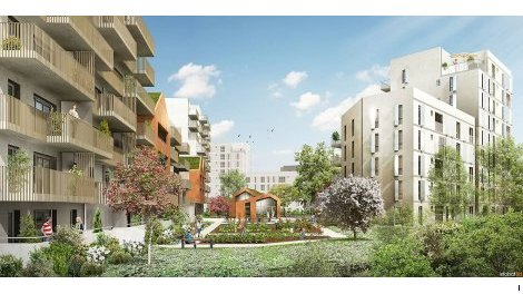 Appartement neuf Le Cours des Arts à Rennes
