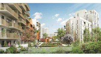 Appartements neufs Le Cours des Arts à Rennes
