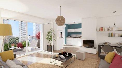 Appartement neuf Nautilia à Rennes