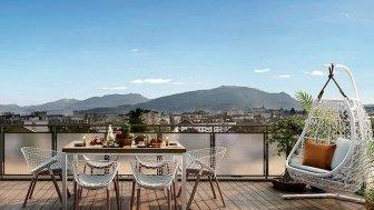 Appartements neufs Annecy C1 éco-habitat à Annecy
