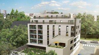 Appartements neufs Le Carré Saint Jean à Rennes