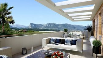 Appartements neufs Nice C5 éco-habitat à Nice