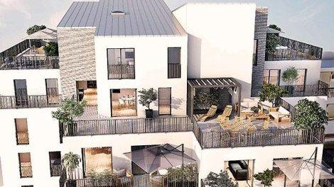 Appartement neuf Nogent-sur-Marne C1 éco-habitat à Nogent-sur-Marne