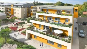 Appartements et maisons neuves Le Parc de la Gare éco-habitat à Belleville