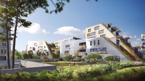 Appartement neuf Residence Cristo 1 - Nantes investissement loi Pinel à Nantes
