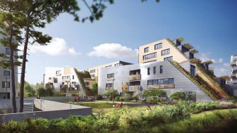 Appartements neufs Residence Cristo 1 - Nantes investissement loi Pinel à Nantes