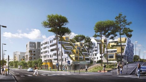 Appartement neuf Residence Estrato - Nantes investissement loi Pinel à Nantes