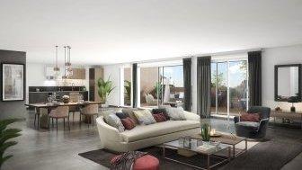 Appartements neufs Le 234 Avenue investissement loi Pinel à Toulouse