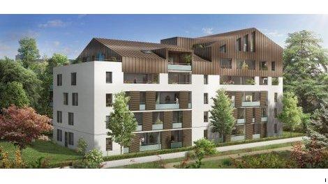 immobilier basse consommation à Toulouse