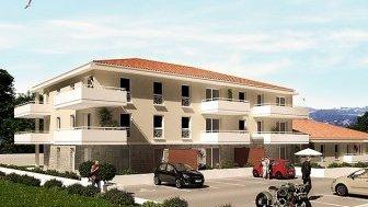 Appartements neufs Grasse C1 éco-habitat à Grasse