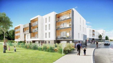 Appartements neufs Le Credo à Bellegarde-sur-Valserine