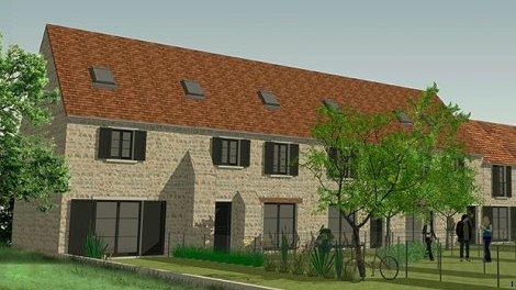 Appartements et maisons neuves Gressey C1 éco-habitat à Gressey